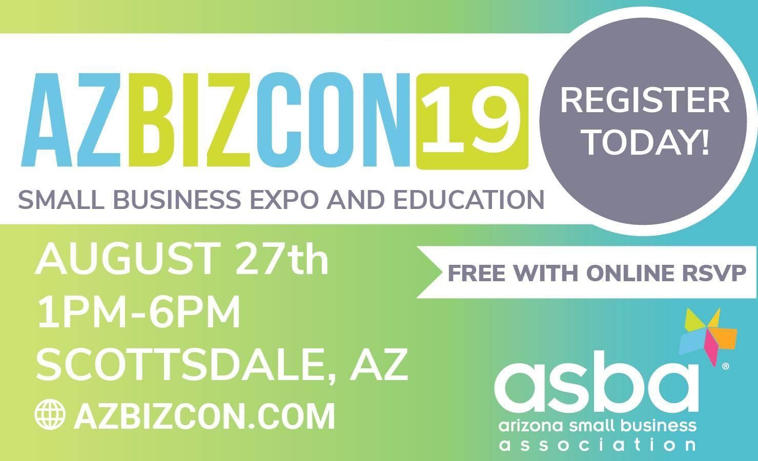 AZBizCon: Small Business Expo, Education & Conference
