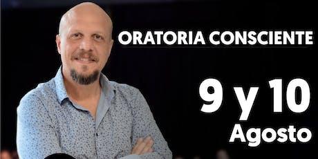 Ariel Goldvarg: Seminario Oratoria Consciente tickets