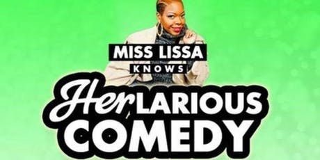 Her-Larious Comedy Show tickets