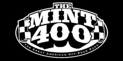 2020 Mint 400 Primm Valley Start/Finish Line Tickets