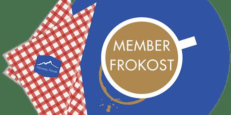 Member's Frokost! MOTHER Exhibition tickets