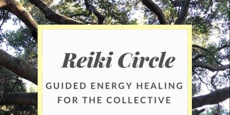 Reiki Circle tickets