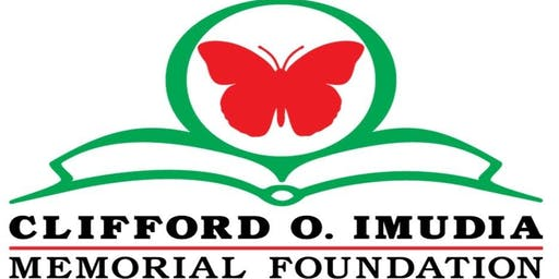 Clifford O. Imudia Memorial Foundation's Annual Eat, Drink, Give Fundraiser
