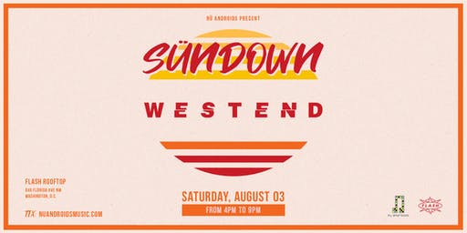 Westend at Flash Rooftop (21+)