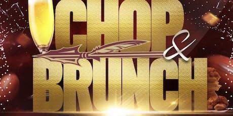 Chop & Brunch tickets