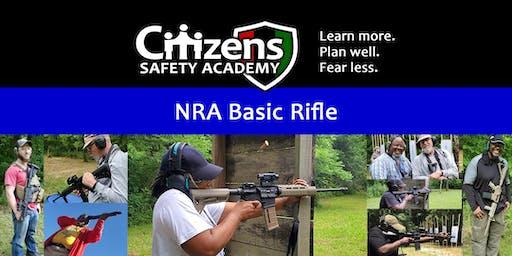 NRA Basic Rifle