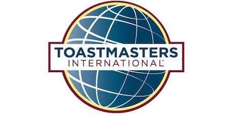 Wellington Toastmasters July Open House ~Get Your Linkedin Photo Taken~ tickets