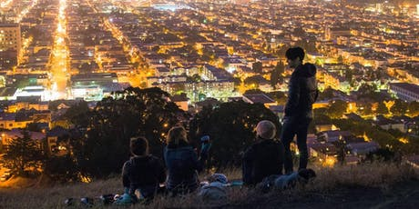 Night Hike & Soiree at Kite Hill Park [Castro] tickets