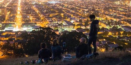 Night Hike & Soiree at Kite Hill Park [Castro]