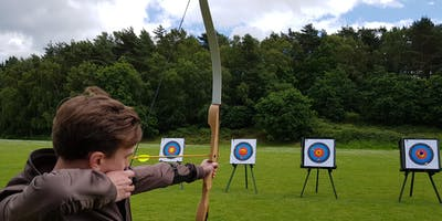 2-hour archery taster session in Broadstone (Poole, Dorset)