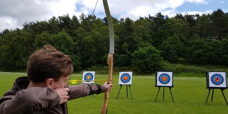 2-hour archery taster session in Broadstone (Poole, Dorset) tickets