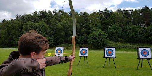 2-hour archery taster session in Broadstone (Poole, Dorset)