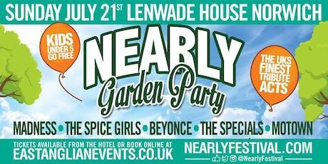 Lenwade House Garden Party 2019 tickets