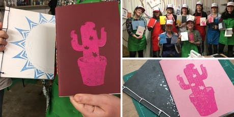 Make Your Own Notebook and Journal (with BYOB!) tickets