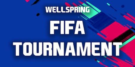Wellspring Fifa Tournament tickets