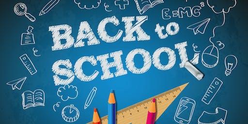 Back to School Meet Up - Fort Wayne