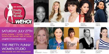 Pretty, Funny Women WEHO! tickets