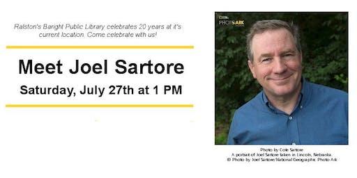 Meet Joel Sartore