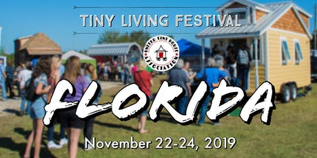 Tiny Living Festival Florida tickets