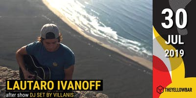 Lautaro Ivanoff - The Yellow Bar