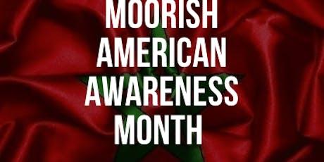 Moorish American Awareness Month History & Civics Workshop Series  tickets