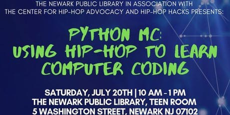 Python MC: Using Hip-Hop to Learn Computer Coding tickets