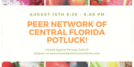 Peer Support Network of Central Florida Potluck! tickets