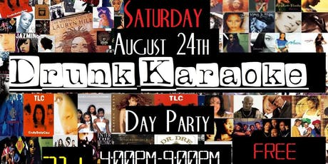 Drunk Karaoke...(Day Party) tickets