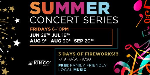 Summer Concert Series- Crossroads Plaza
