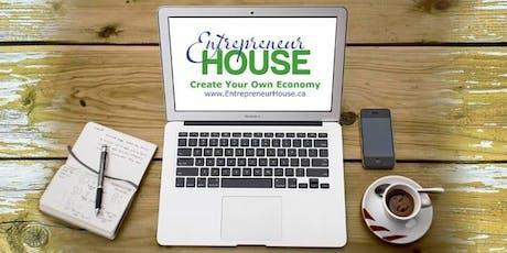 Side-Hustle Social August - York Region Edition tickets