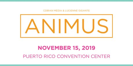 ANIMUS, WOMEN'S INNOVATION JOURNEY 2019 tickets