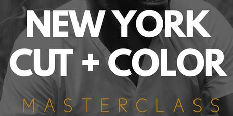 GUIDED HANDS PRESENTS: New York CUT + COLOR MASTERCLASS tickets