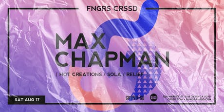 MAX CHAPMAN tickets