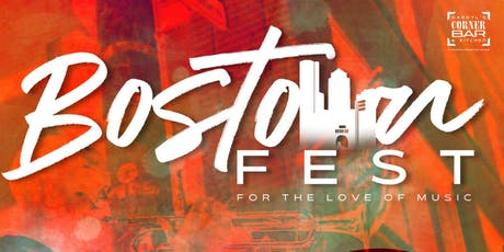 BOSTOWN MUSIC FESTIVAL tickets