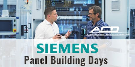 Siemens Panel Building Days tickets