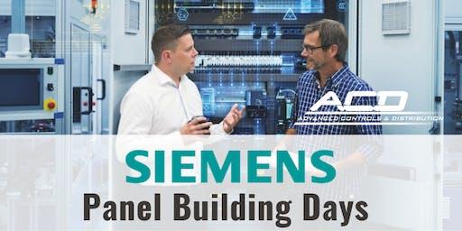 Siemens Panel Building Days