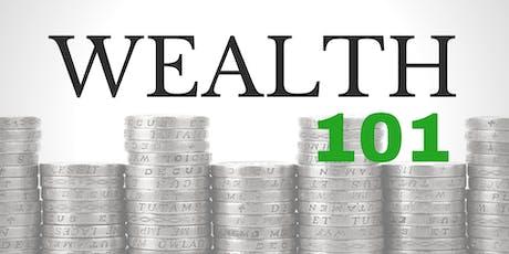 Wealth 101 - August 2019 tickets