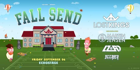 Lost Kings Present Fall Send tickets