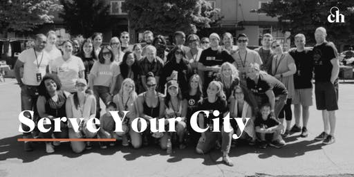 Serve Your City with Churchome | Seattle