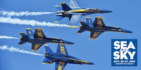 Sea & Sky Air Show VIP and Shuttle Passes tickets