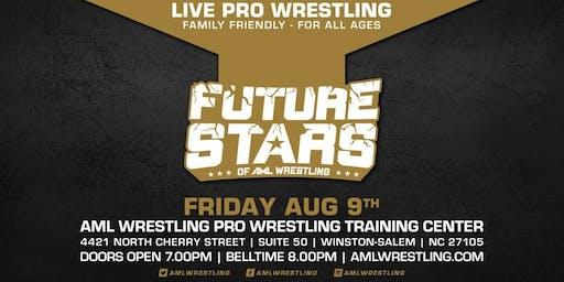 Future Stars of AML Wrestling/August 2019