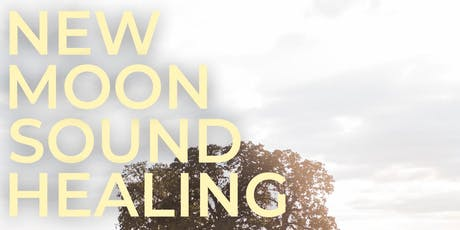New Moon Sound Healing tickets