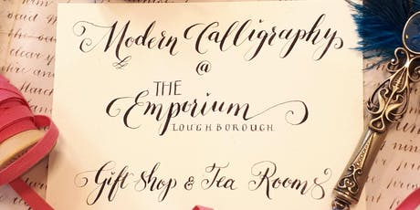 Modern Calligraphy Classes tickets