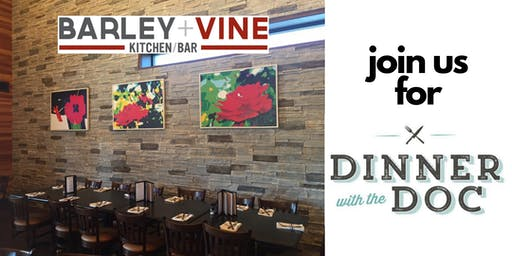 5 Keys to a Healthier Life @ Barley + Vine!
