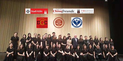 Chinesisches Chor-Konzert