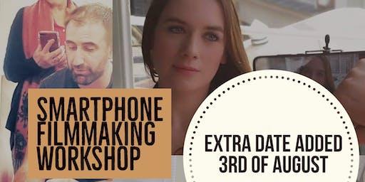 DUBSMARTFF SMARTPHONE FILMMAKING WORKSHOP EXTRA EXTRA DATE ADDED