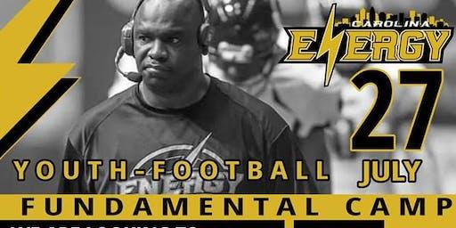 Carolina Energy Youth Football Camp