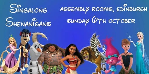 Singalong Shenanigans 12:30pm Show