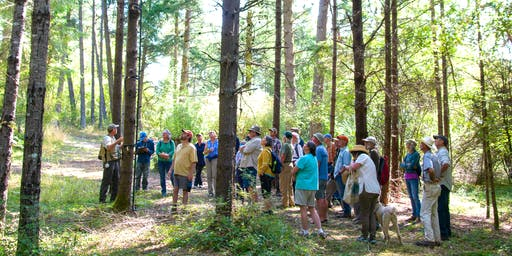Workshop: Improving Forest Health and Fire Resistance in a Changing Climate - Orcas Island