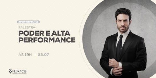 [Vitória] Palestra Gratuita - Poder e Alta Performance | 23 JULHO